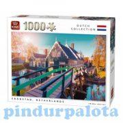 Nehéz puzzle - Puzzle 1000db-os Hollandia King
