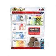 szerepjatekok-foglalkozasok - EURO játékpénz bankkártyával - Klein Toys