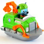 Mancs őrjáratos játékok - Mancs Őrjárat Rocky kutya csónakja