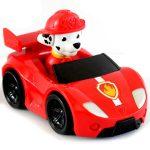 Mancs őrjáratos játékok - Mancs Őrjárat Marshall tűzoltókutya autóban