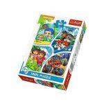 Gyerek Puzzle - Nickelodeon mesék 30db-os puzzle Trefl