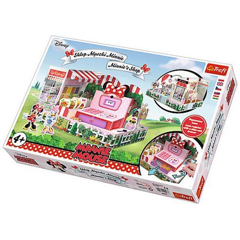 Kreatív hobby készletek - Minnie Egér boltja játékszett gyerekeknek