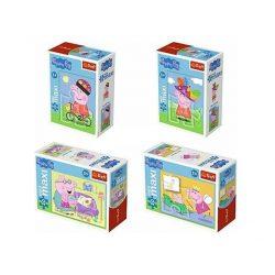 Junior puzzle - Peppa malac 20db-os miniMaxi puzzle Trefl