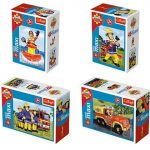 Junior puzzle - Sam a tűzoltó, 20db-os, MiniMaxi puzzle, Trefl