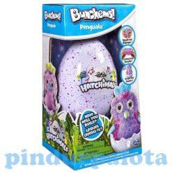 Figurakészítő játékok - Bunchems Hatchimals Penguella