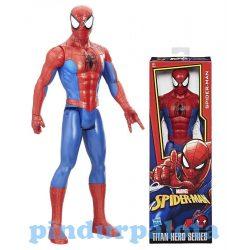 Figurák - Szuperhősök - Titan Hero Pókember 30cm-es figura Hasbro