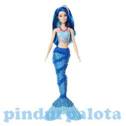Barbie babák - Dreamtopia kék hajú sellő