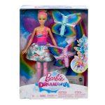 Mese figurák - Barbie Dreamtopia pillangószárnyú tündér Mattel