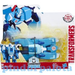 Figurák - Transformers - Robots in Disguise Blurr egy lépéses robotfigura - Hasbro