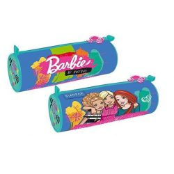 Tolltartók - Barbie hengeres tolltartó