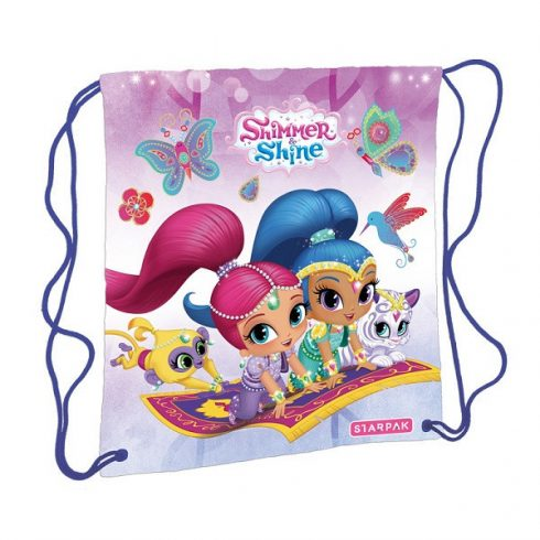Táskák - Iskolatáskák - Ovis hátizsákok - Shimmer és Shine tornazsák