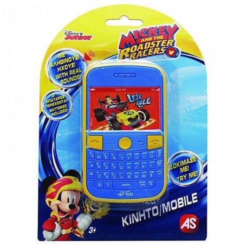 Fejlesztő játékok - Bébi játékok - Mickey játék mobiltelefon