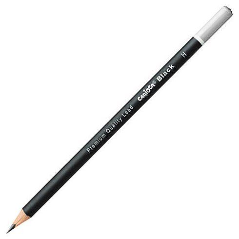 Ceruza - Prémium H fekete színben - Carioca