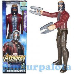 Figurák - Szuperhősök - Avengers: Űrlord Titan Hero A galaxis őrzői figura 30cm