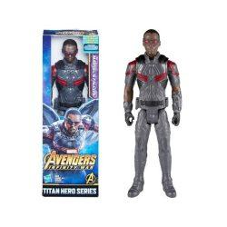 Figurák - Szuperhősök - Avengers: Falcon Sólyom Titan Hero figura 30cm
