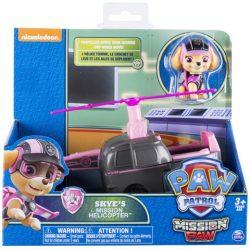 Mancs őrjáratos játékok - Mancs őrjárat: Skye és küldetés járgánya játékfigura - Spin Master