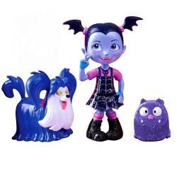 Mese szereplők - Vampirina és Wolfie barátok játékszett