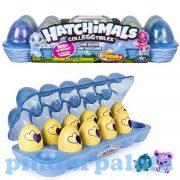 Gyűjthető figurák - Hatchimals 12db-os szett tojástartóban