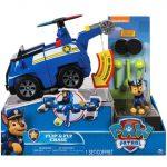 Mancs őrjáratos játékok - Mancs őrjárat Chase és az átalakítható járgánya