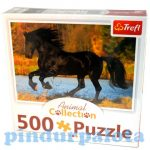 Junior puzzle - Animal Collection vágtató paripa 500db-os puzzle