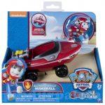 Mancs őrjáratos játékok - Sea Petrol Marshall figura járművel