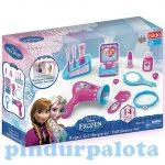 Lányos játékok - Jégvarázs szépség szett