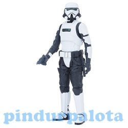 Figurák - Szuperhősök - Solo Egy Star Wars történet: Birodalmi járőr rohamosztagos figura - Hasbro