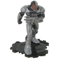 Igazság ligája Cyborg játékfigura