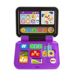 Fisher Price játékok - Kacagj és Fejlődj! Tanuló laptop Mattel