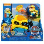 Mancs őrjáratos játékok  - Mancs Őrjárat Rubble Tengeri vizijárművel Spin Master