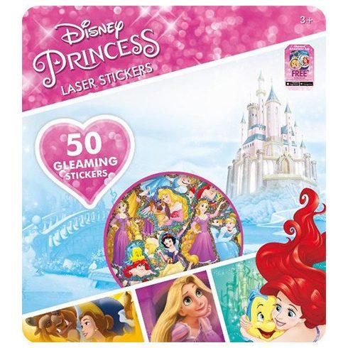 Disney Hercegnők csillámos matrica szett 50db vásárlás