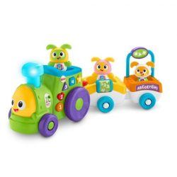 Fisher Price játékok - Fisher-Price Beat Bo tanuló vonat Mattel