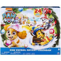 Mancs őrjáratos játékok - Mancs Őrjárat Adventi kalendárium Spin Master