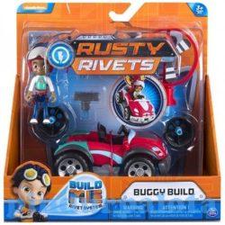Mese figurák - Rusty rendbehozza Buggy építő