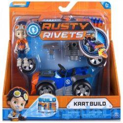 Mese figurák - Rusty rendbehozza Kart építő járgány