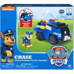 Mancs őrjáratos játékok - Mancs őrjárat Chase Átalakítható rendőr járgány
