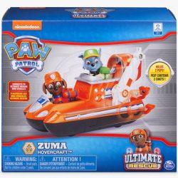 Mancs őrjáratos játékok  - Mancs Őrjárat: Ultimate Rescue Zuma és mentőhajója