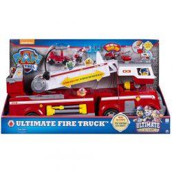 Mancs őrjárat - Ultimate Tűzoltóautó és játékszett Spinmaster