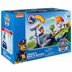 Mancs őrjáratos játékok - Mancs Őrjárat Chase's Ride N Rescue