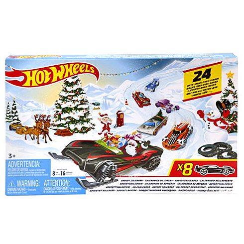 Hot Wheels Adventi naptár - Mattel vásárlás