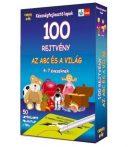 Társasjáték - 100 rejtvény, abc és a világ