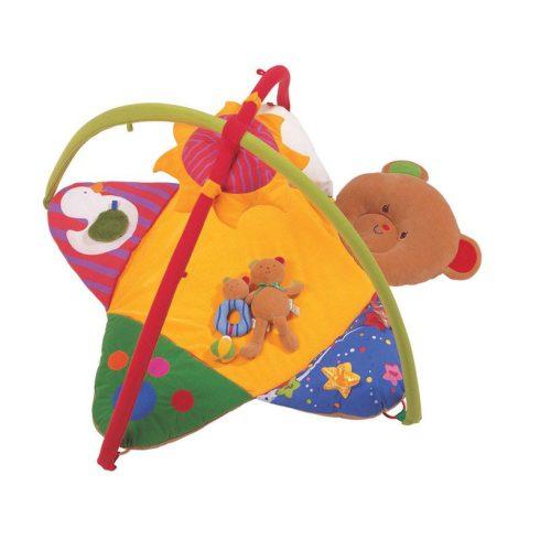 Játszószőnyeg kisbabáknak - Macis játszószőnyeg K's Kids