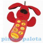 Interaktív játékok - Zenélő babatelefon