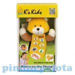 Baby játékok és kellékek - Ks Kids Zenélő játéktelefon