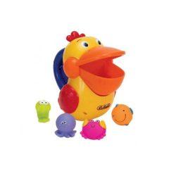 Fürdős játékok - Fejlesztő játékok - Éhes Pelikán fürdőjáték