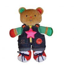 Baby játékok és kellékek - Öltöztethető Teddy maci
