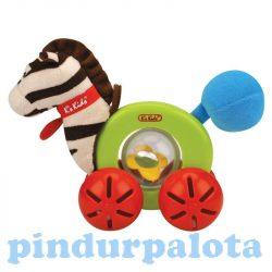 Baby játékok és kellékek - Ryan a guruló zebra