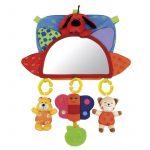 Baby játékok és kellékek - Tükrös bébi foglalkoztató játék