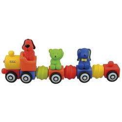 Baby játékok és kellékek - Ks Kids Popbo Vonat készlet