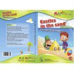 Foglalkoztató füzetek - Lépésről lépésre színező - Homokvárak - Kiddo Books
